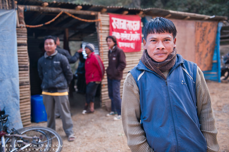 Radu Dumitrescu - Grey Wolf Studios - Nepal 2010