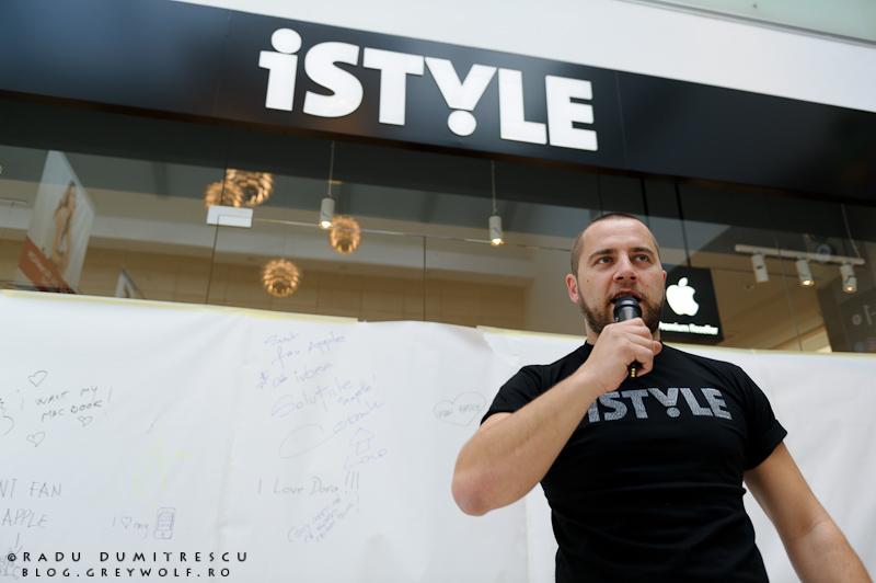 Apple iStyle Premium Reseller Bucharest Romania