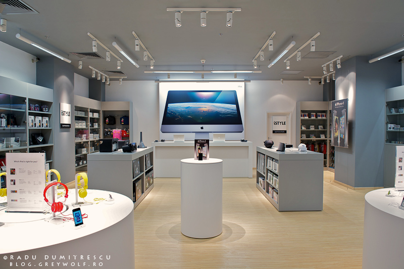 Apple iStyle Premium Reseller Bucharest Romania