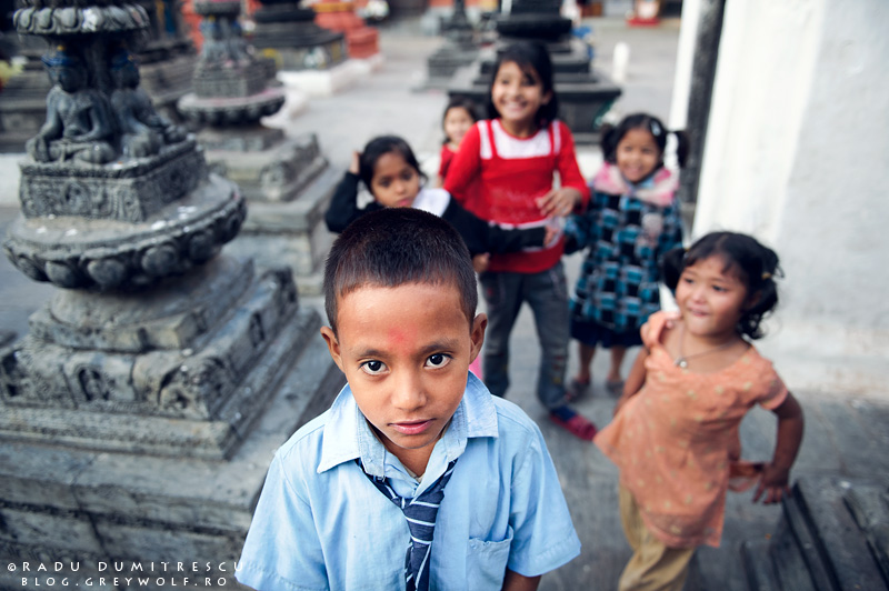 Kathmandu - Radu Dumitrescu