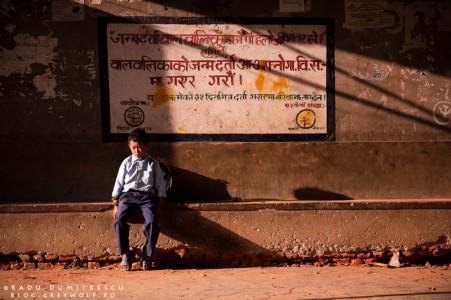 Biking Back to Kathmandu