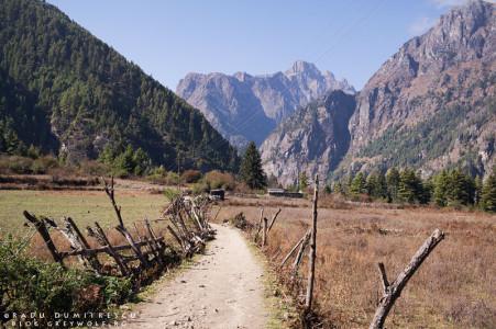 Circuitul Annapurna cu bicicleta – Episodul 3: Bagarchhap – Bhatrang