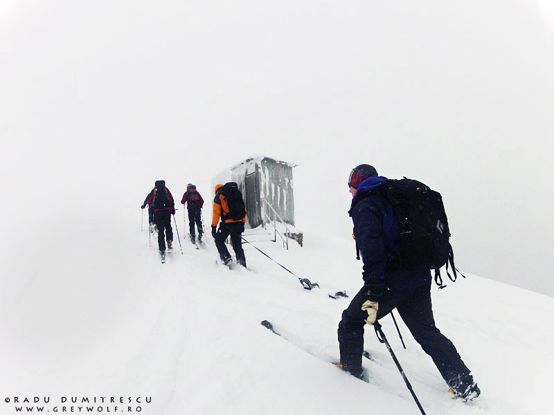 GoPro HD Hero 2 - iesire pe munte, fotografie