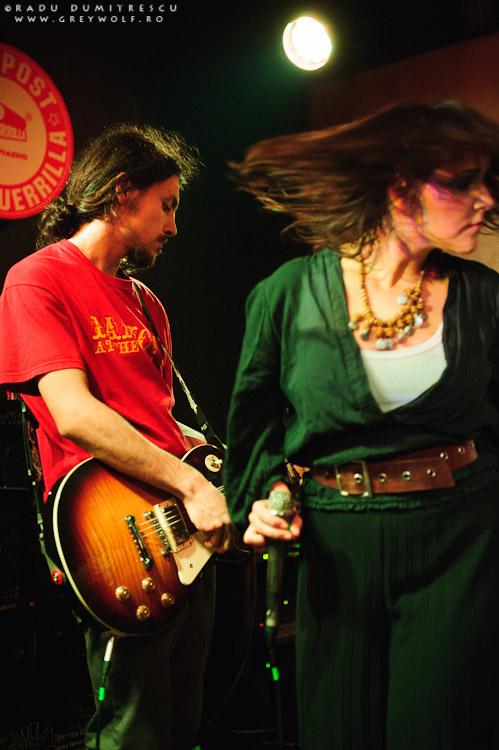 Imagine de la concertul Loungerie II - Cătălin Lungu, chitară.