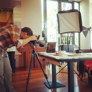Workshop de fotografie culinara