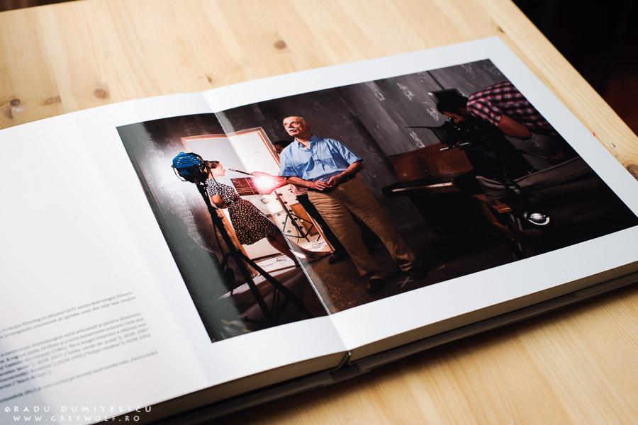 """Albumul fotografic """"Români Frumoși"""", realizat de Matei Buță - fotografie de Radu Dumitrescu"""
