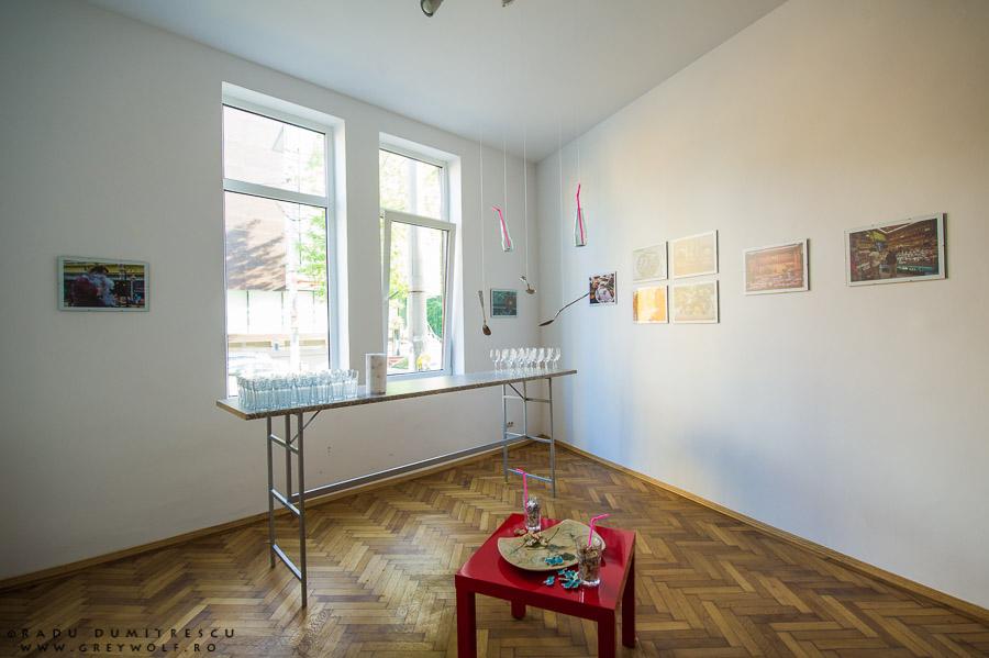 Expoziție cu ocazia lansării Gastronomist.ro - cadrele lui Iulian Chiculita
