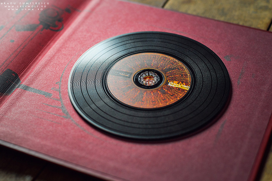 cd lost end found album - vinil