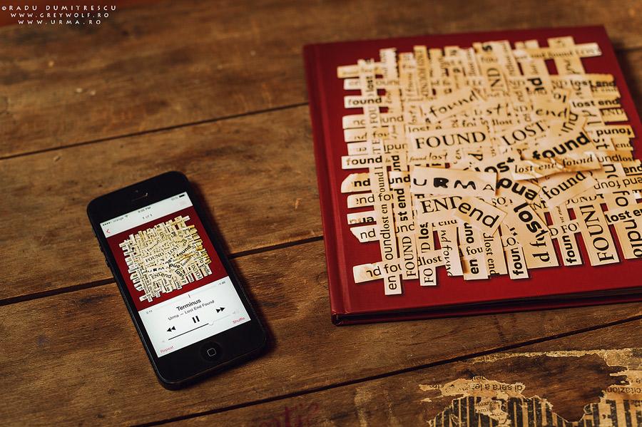 album urma lost end found pe itunes