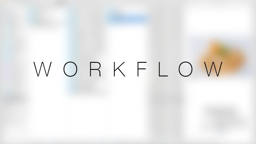 tutorial workflow fotografie - stocarea imaginilor