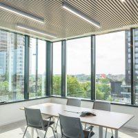 Fotografii interior | Birou Colgate Romania | Zumtobel Lighting | PZP Arhitectura